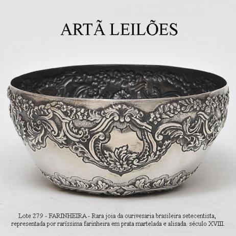 LEILÃO 7140 - ACERVO DO EMB. CARLOS CALERO RODRIGUES E OUTROS - ARTÃ LEILÃO DE ARTES E ANTIGUIDADES