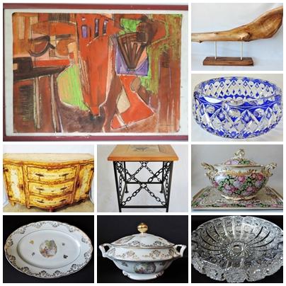 55º Leilão de Artes, Antiguidades & Design!!!!