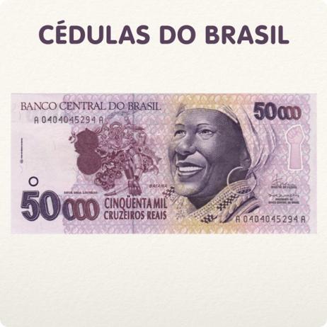 Coleção de Cédulas do Brasil