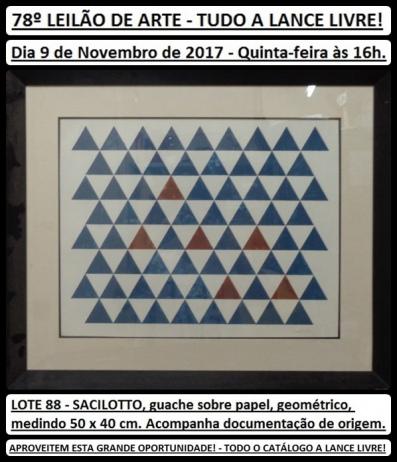 78º LEILÃO DE ARTE - TUDO A LANCE LIVRE!