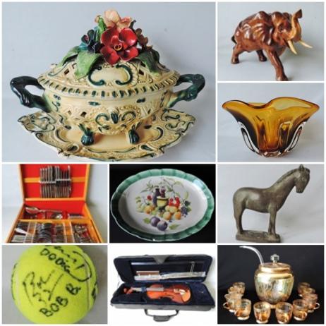 61º Leilão de Artes & Antiguidades - Especial de Fim de Ano - Parte I