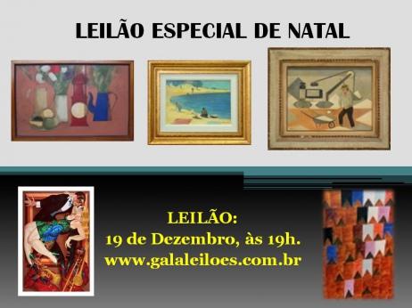 LEILÃO ESPECIAL DE NATAL