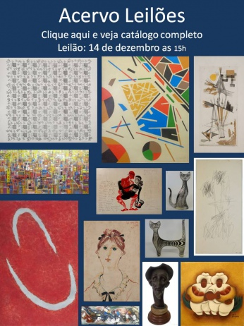 LEILÃO DAS BOAS COMPRAS nº 62 - ACERVO LEILÕES - SP - 14/12/2017