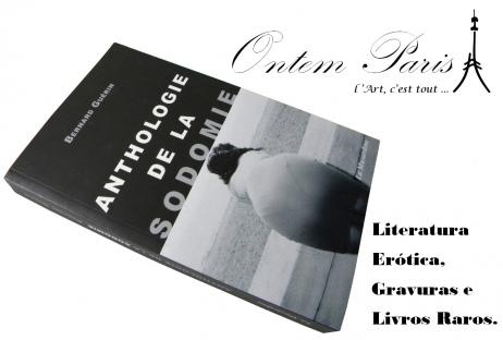 LEILÃO RESIDENCIAL ONTEM PARIS V - Literatura erótica, gravuras e livros
