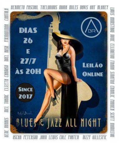 Leilão Online ArteBR de JAZZ & MPB- Discos de Vinil, CDs e Livros Raros