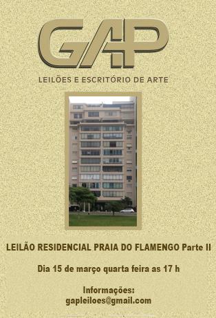 LEILÃO RESIDENCIAL DE SANTA TERESA PARTE III