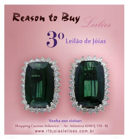 3º Leilão de Jóias da Reason to Buy Joalheria