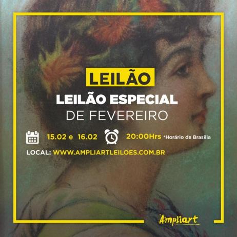 LEILÃO ESPECIAL DE FEVEREIRO