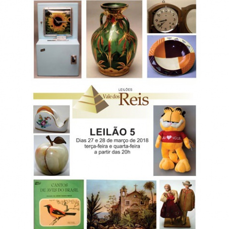 5º LEILÃO VALE DOS REIS - (21) 99991-4468