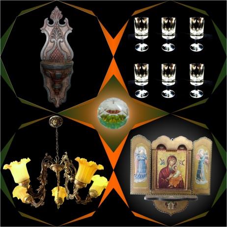 LEILÃO 8653 - 5/18 - LEILÃO DE ARTE, ANTIGUIDADE