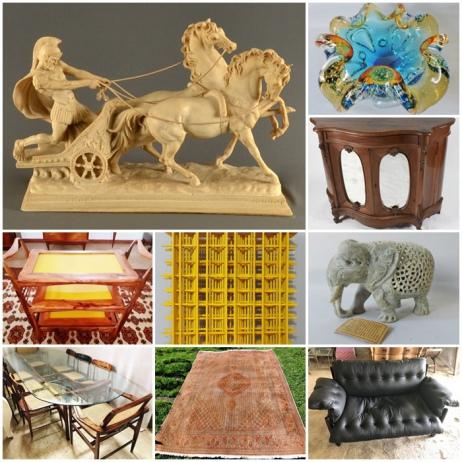 70º Leilão de Artes e Antiguidades -  Empório Brasil Leilões