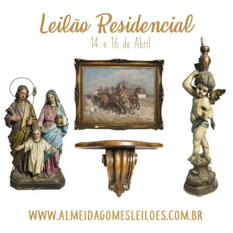 LEILÃO RESIDENCIAL - Famílias de Perdizes