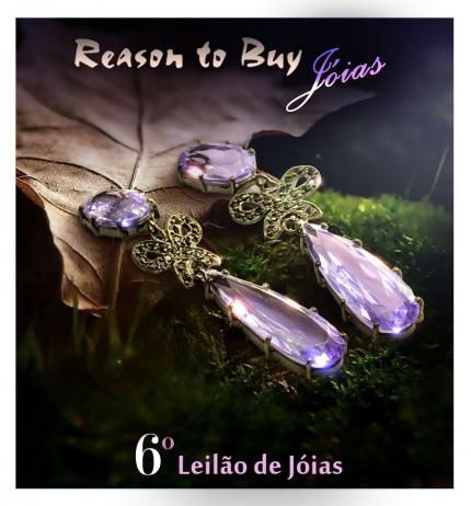 6º Leilão de Joias da Reason to Buy Joalheria (Dia das Mães)
