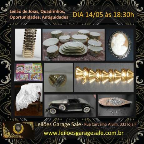 LEILÃO DE JOIAS. SUPER OFERTAS: QUADRINHOS, ARTE, COLECIONISMO, DECORAÇÃO  E ANTIGUIDADES.
