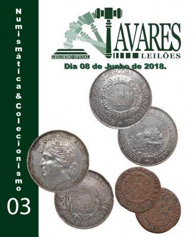 Numismática & Colecionismo 03