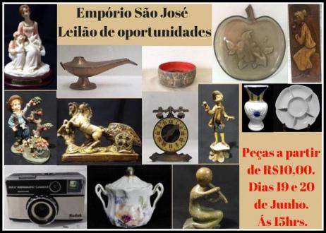 LEILÃO DE LANCE LIVRE - EMPÓRIO SÃO JOSÉ  9007