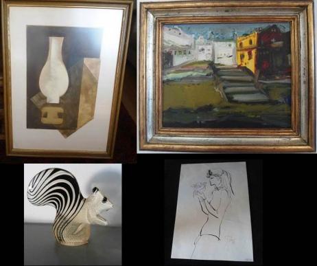 *VELHO ARMAZÉM* - Leilão de arte, antiguidades e oportunidades