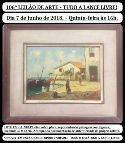 106º LEILÃO DE ARTE - TUDO A LANCE LIVRE!