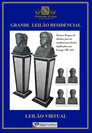 GRANDE LEILÃO RESIDENCIAL - AGOSTO/2018