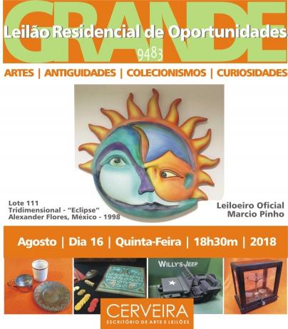 GRANDE LEILÃO RESIDENCIAL DE OPORTUNIDADES
