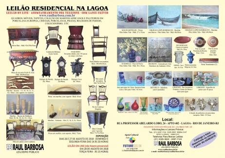 LEILÃO RESIDENCIAL NA LAGOA