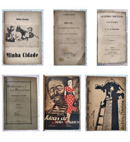 3º Importante Leilão de Primeiras Edições e Edições Especiais dos Séculos XIX e XX