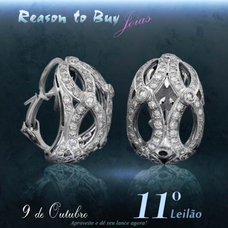 11º Leilão de Joias da Reason to Buy Joalheria