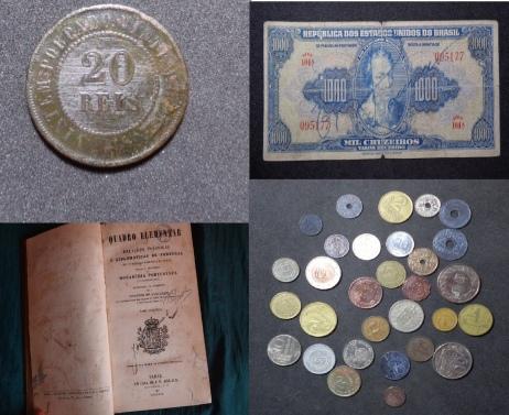 Leilão de Numismática, Antiguidade e outros